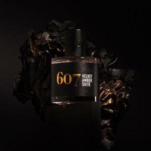 607 VELVET AMBER SUITE GOLD EDITION (Equality Parfum).